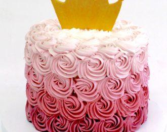 Prince or Princess Cake