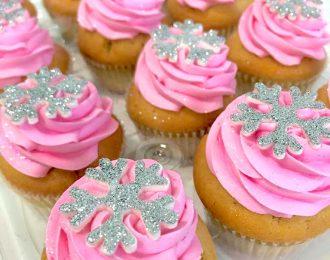 Winter Cupcakes (Dozen)